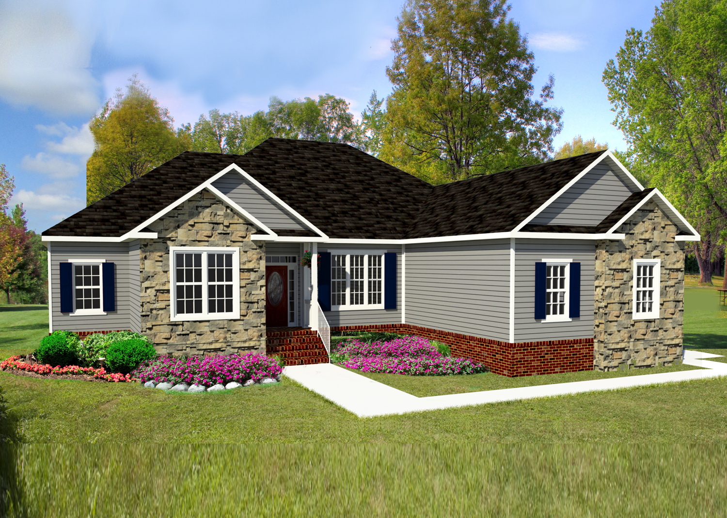 Branton II New Construction Homes for Sale Suffolk VA AB Homes