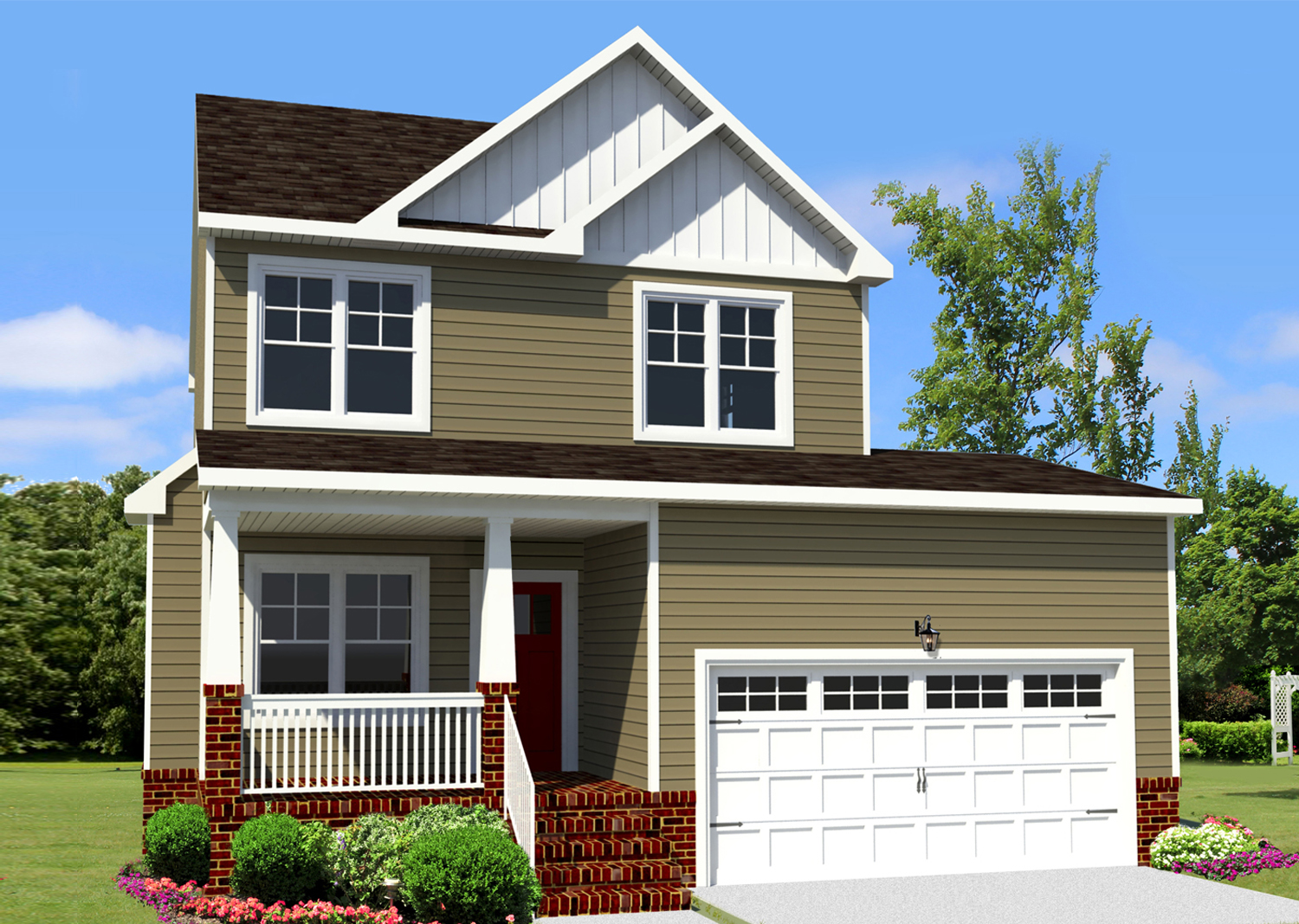 Hillcrest II New Construction Homes for Sale Suffolk VA AB Homes