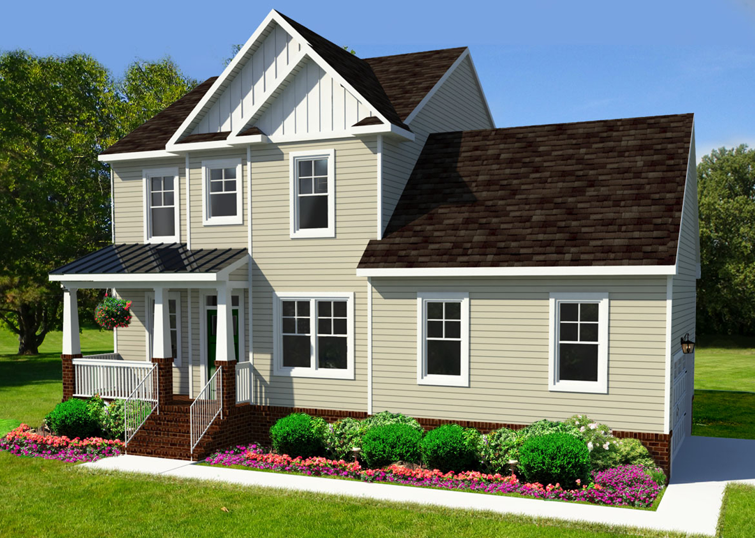 Willoughby New Construction Homes for Sale Suffolk VA AB Homes