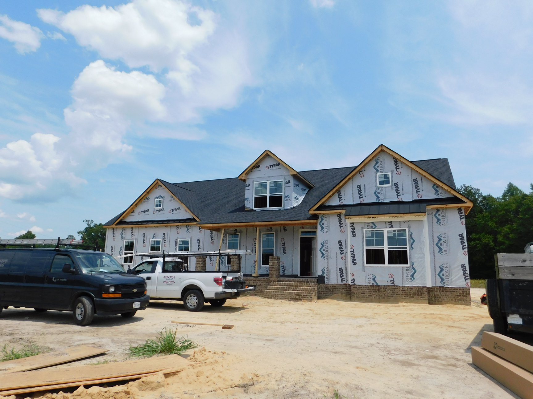 New Build Home AB Homes Suffolk VA